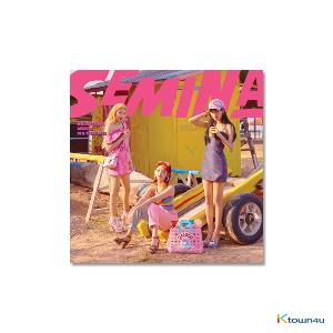 [Signed Edition] Gugudan SEMINA - [SEMINA] Single (Stock date can be delaying cause of artist issue, so the item should be ordered independently.)