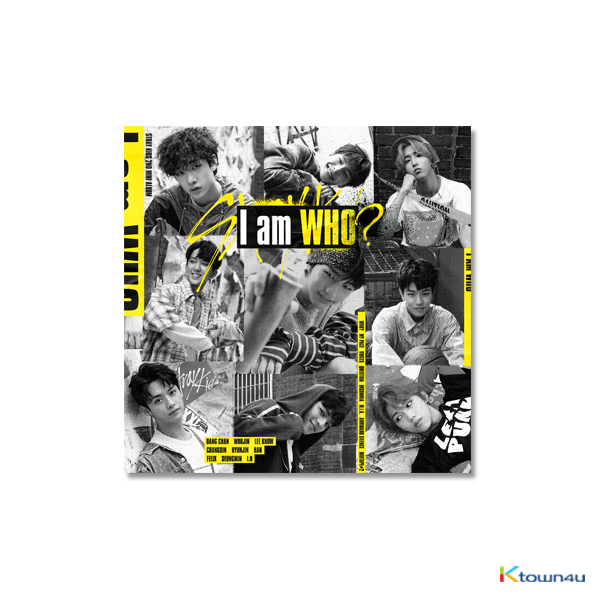Stray Kids - Mini Album Vol.2 [I am WHO]