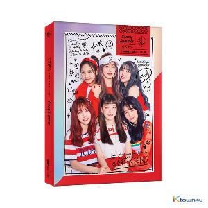 [Signed Edition] GFRIEND - Mini Album Vol.7 [Sunny Summer] (Sunny Ver.) (Stock date can be delaying cause of artist issue, so the item should be ordered independently.)