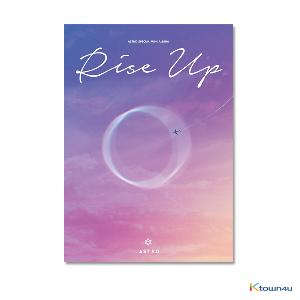 [Signed Edition] ASTRO - Special Mini Album [Rise Up] (Stock date can be delaying cause of artist issue, so the item should be ordered independently.)