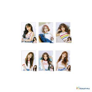 AOA - T(W)O ELVIS L-HOLDER SET + STICKER