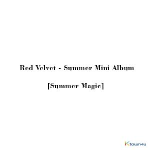 Red Velvet - Summer Mini Album [Summer Magic]