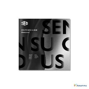 SF9 - Mini Album Vol.5 [Sensuous] (Hidden Emotion Ver.)
