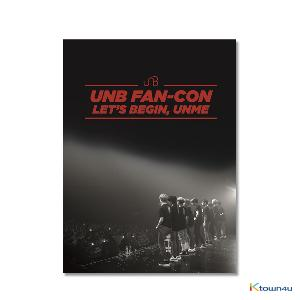 [DVD] UNB - 2018 UNB Fan-Con [LET'S BEGIN, UNME] DVD
