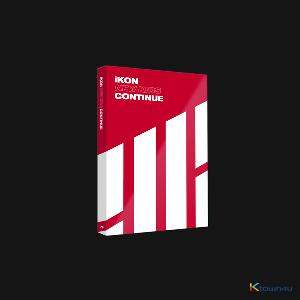 iKON - 迷你专辑 [NEW KIDS : CONTINUE] (RED版)