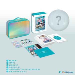 [首批带特典][DVD ]WANNA ONE X SUMMER PACKAGE 夏日礼盒