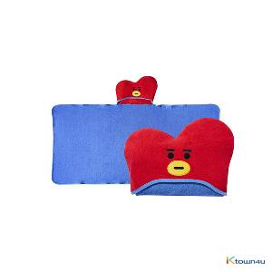 [BT21] HOOD TOWEL : TATA (*Order can be canceled cause of early out of stock)