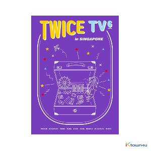 [DVD] TWICE - TWICE TV6 TWICE in Singapore DVD 新加坡