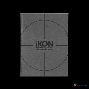 [写真&DVD] iKON - iKON 2018 PRIVATE STAGE PHOTOBOOK & DVD
