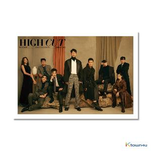 [杂志] High Cut - Vol.227 (封面 : THE GREAT BATTLE / 封底 : BTS 防弹少年团)