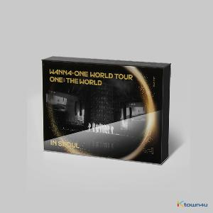 [包邮][蓝光Blu-Ray] WANNA ONE - WANNA ONE WORLD TOUR ONE : THE WORLD IN SEOUL BLU-RAY 蓝光碟