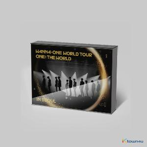 [包邮][DVD] WANNA ONE - WANNA ONE WORLD TOUR ONE : THE WORLD IN SEOUL DVD