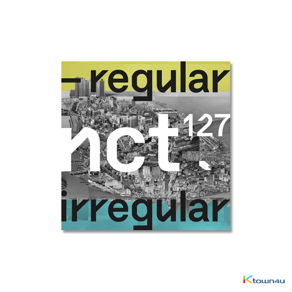 NCT 127 - Album Vol.1 [NCT #127 Regular-Irregular]