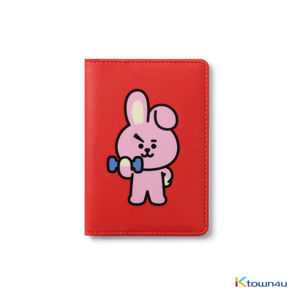 [BT21] FOLDING CARDCASE : COOKY