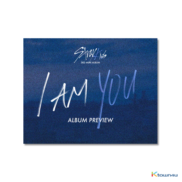 Stray Kids - Album [I am YOU]