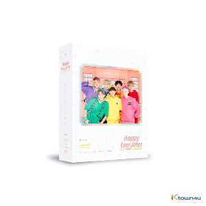 [蓝光Blu-Ray] 防弹少年团 - BTS 4th MUSTER [Happy Ever After] Blu-Ray蓝光碟