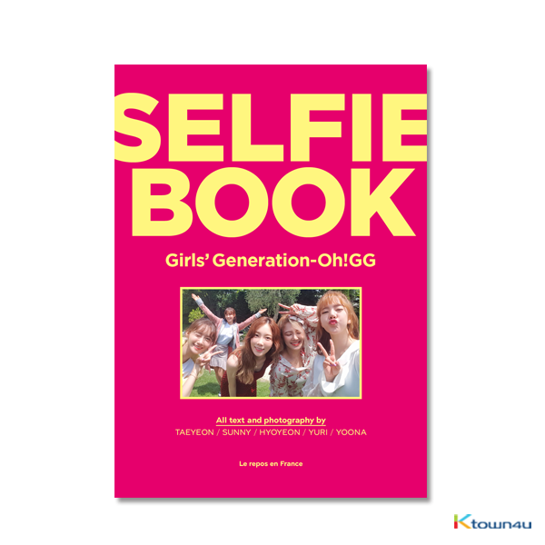[写真] 少女时代 - SELFIE BOOK : Girls' Generation-Oh!GG 自拍书