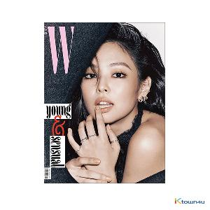 [杂志] W KOREA 2018.11 B Type (BLACKPINK : JENNIE, EXO : KAI)