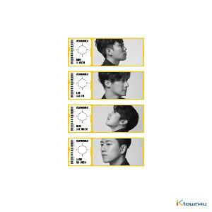 [N.H.A] 水晶男孩 SECHSKIES - NOW HERE AGAIN BOOKMARK SET 书签套装