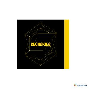 [N.H.A] 水晶男孩 SECHSKIES - NOW HERE AGAIN SCRAP BOOK