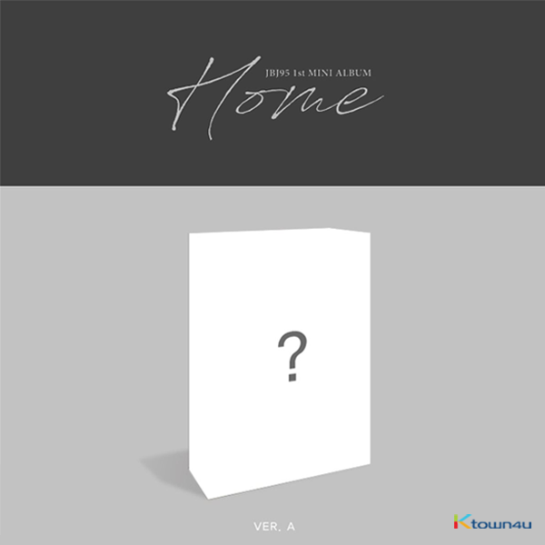 JBJ95 - Mini Album Vol.1 [Home]