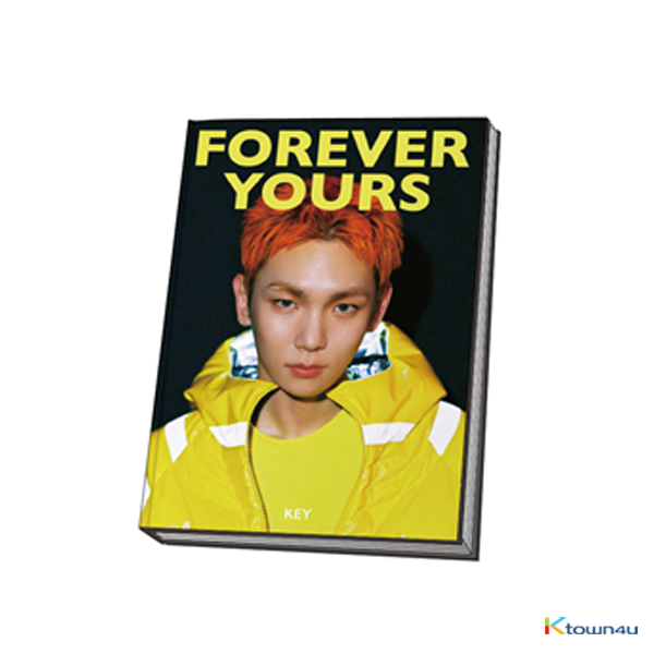 [写真] SHINee : KEY - 'Forever Yours' MUSIC VIDEO STORY BOOK