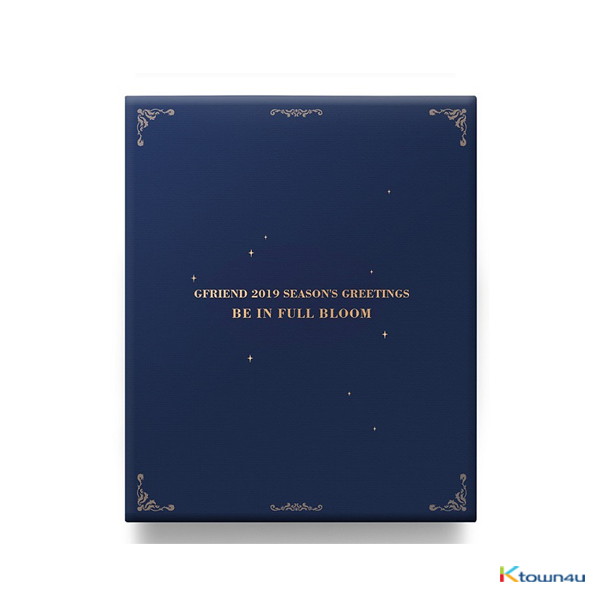GFRIEND - 2019 SEASON'S GREETING 2019 台历套装