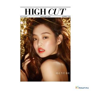 [杂志] High Cut - Vol.230 (BLACKPINK : JENNIE)