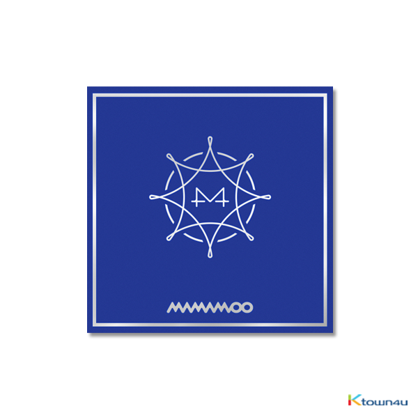 MAMAMOO - Mini Album Vol.8 [BLUE;S]