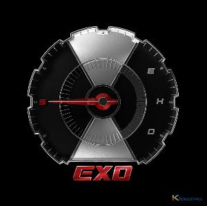 [筒装海报2张 : 团体1 + D.O.1] EXO - 正规5辑 [DON'T MESS UP MY TEMPO] (Vivace Ver.) (限量版)