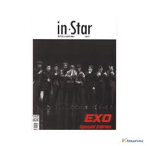 [杂志] In Star 2018.12 (EXO Special Edition 特别版)