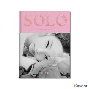 [Photobook] BLACKPINK : JENNIE - JENNIE [SOLO] PHOTOBOOK (SPECIAL EDITION) 特别版