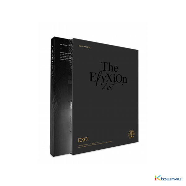 [写真] EXO - EXO PLANET #4 -The EℓyXiOn [dot] Photobook & LiveAlbum