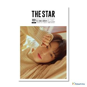 【杂志】THE STAR 2019.02 A Type (河成云 / GOT7 : MARK / SEVENTEEN / CHUNG HA) *Bromide Gift