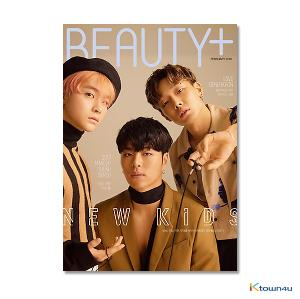 【杂志】BEAUTY+ 2019.02 D Type (iKON)