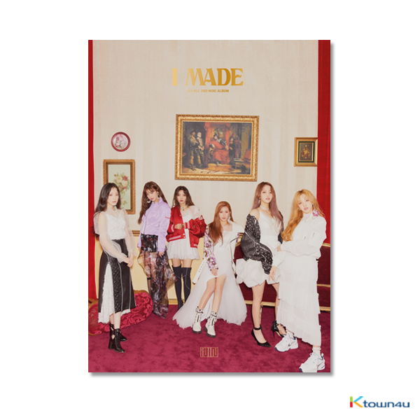 (G)I-DLE - Mini Album Vol.2 [I made]
