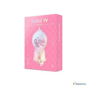 [DVD] TWICE - TWICE TV 2018 DVD