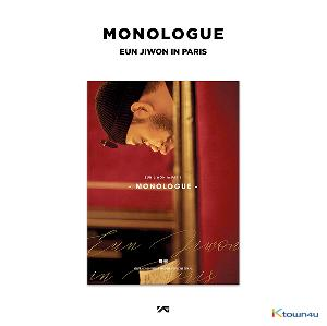 [PACKAGE&DVD] 水晶男孩 SECHSKIES : 殷志源 - [MONOLOGUE] EUN JIWON in PARIS (RED WINE版)