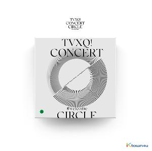 [DVD] 东方神起 TVXQ! - TVXQ! CONCERT -CIRCLE- #welcome DVD【再版】