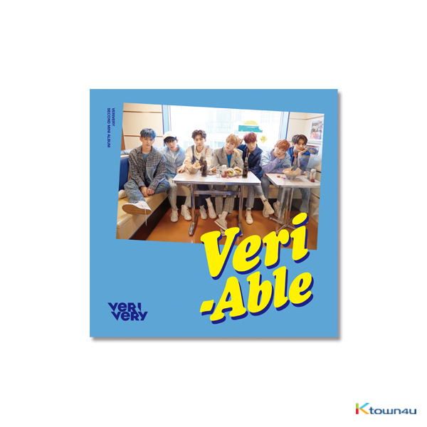 VERIVERY - 迷你2辑 [VERI-ABLE] (Official版)