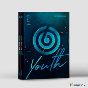 [DVD] DAY6 - DAY6 1ST WORLD TOUR 'Youth' DVD