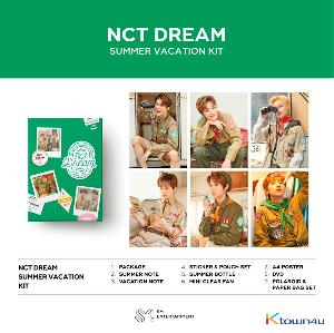 NCT DREAM - 2019 NCT DREAM SUMMER VACATION KIT 夏日套装 (独家特典明信片1张)