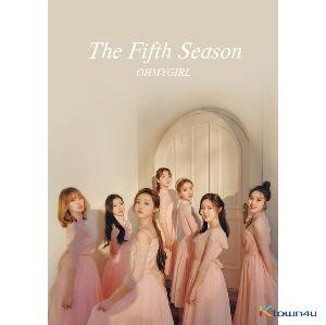 OH MY GIRL - 正规1辑 [THE FIFTH SEASON] (PHOTOGRAPHY COVER版)