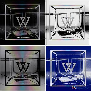 [4版本套装] WINNER - 迷你2辑 [WE] (BLACK Ver.+ BLUE Ver. + SILVER Ver. + WHITE Ver.)  *特典明信片8张