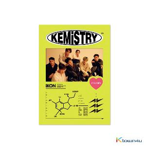 [KEMiSTRY] iKON - GIANT CARD