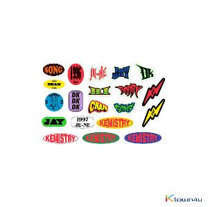 [KEMiSTRY] iKON - STICKER SET
