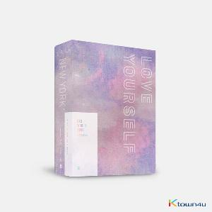 [DVD] BTS 防弹少年团 - BTS WORLD TOUR 'LOVE YOURSELF' NEWYORK DVD 【6月初到货】