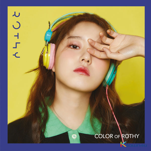 Rothy - Mini Album Vol.2 [Color Of Rothy]
