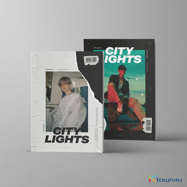 BAEK HYUN - Mini Album Vol.1 [City Lights]