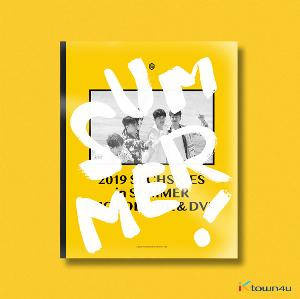 [写真&DVD] SECHSKIES 水晶男孩 - 2019 SECHSKIES in SUMMER PHOTOBOOK & DVD